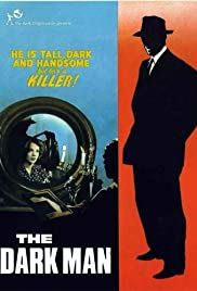 The Dark Man Poster