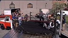 Box-Truck Wrestling Ring