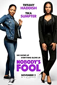 Tika Sumpter and Tiffany Haddish in Nobody's Fool (2018)