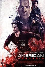 Michael Keaton, Sanaa Lathan, Taylor Kitsch, Shiva Negar, Aso Sherabayani, and Dylan O'Brien in American Assassin (2017)