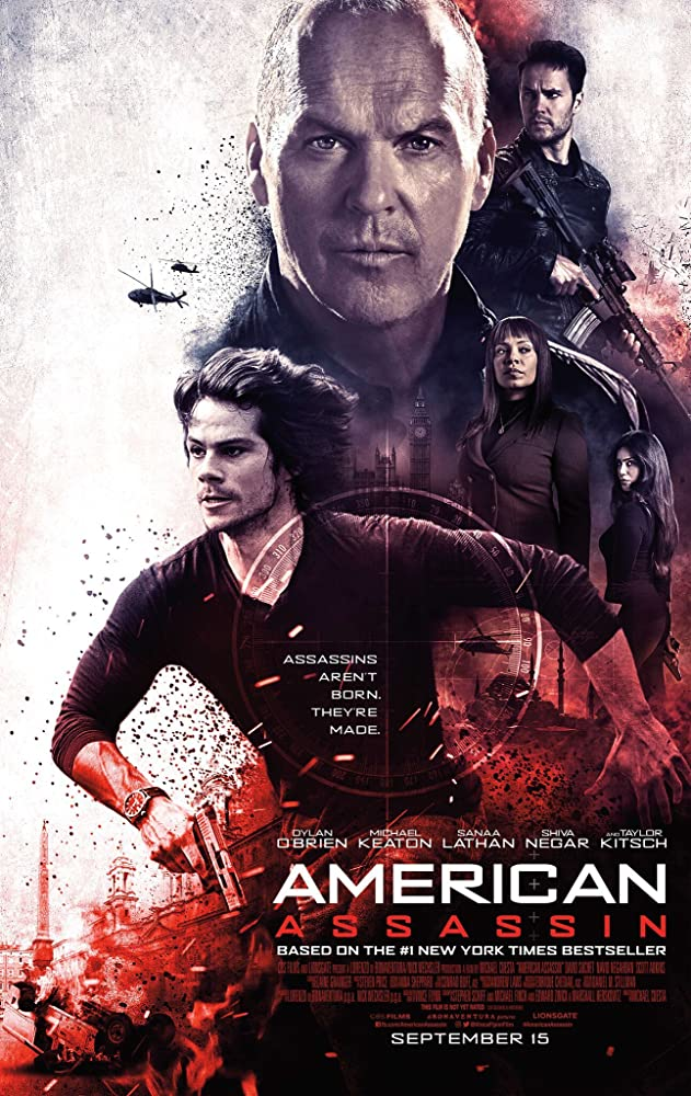American Assassin (2017) [Blu-ray] Dual Audio (Hindi + English)
