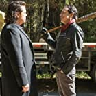 Jeffrey Dean Morgan and Josh McDermitt in The Walking Dead (2010)