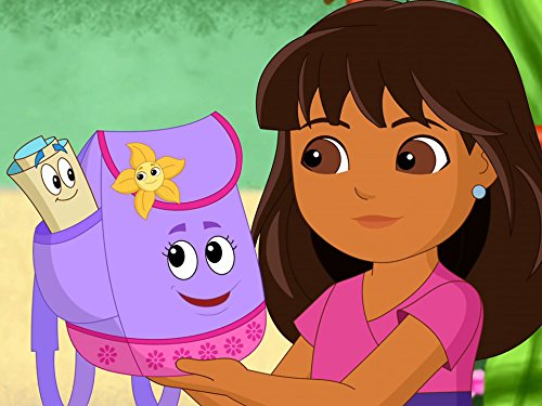 Dora And Friends Into The City Return To The Rainforest