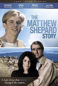 Stockard Channing, Sam Waterston, and Shane Meier in The Matthew Shepard Story (2002)