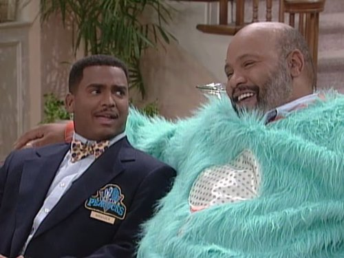 El Principe de Bel Air 5×06 – Miseria de Will