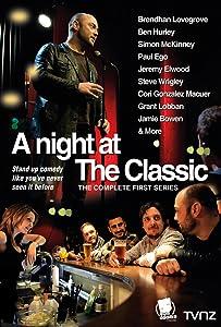 Deve guardare film inglesi A Night at the Classic: Big Wednesday  [hdv] [720x576]