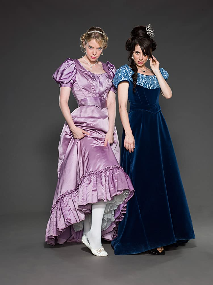 Natasha Leggero and Riki Lindhome in Another Period (2013)