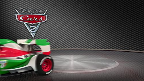 Cars 2: Meet Francesco Bernoulli
