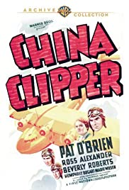 China Clipper Poster