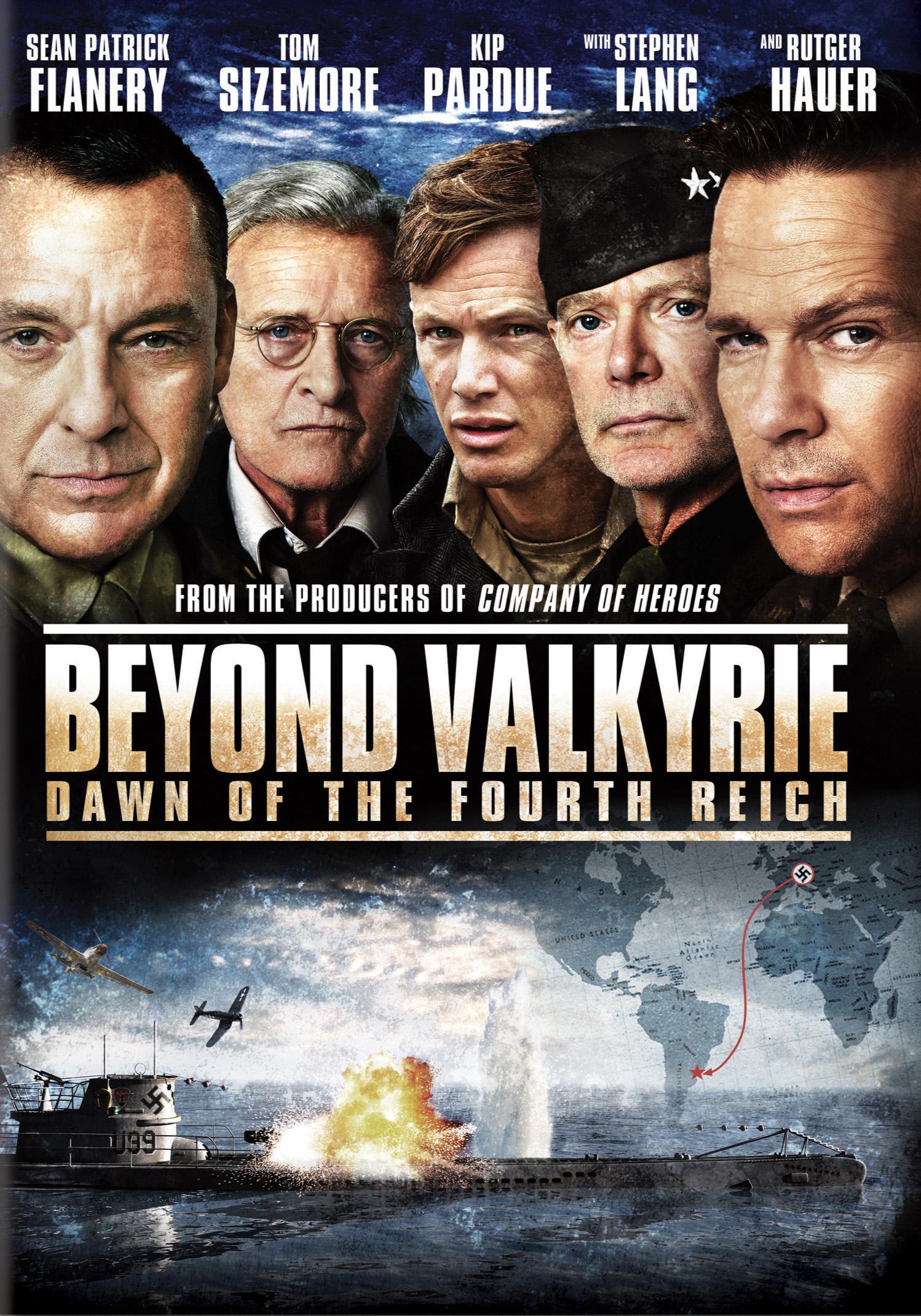 Beyond Valkyrie: Dawn of the 4th Reich (2016) - IMDb