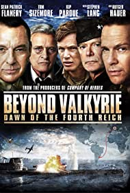 Rutger Hauer, Sean Patrick Flanery, Tom Sizemore, Stephen Lang, and Kip Pardue in Beyond Valkyrie: Dawn of the 4th Reich (2016)
