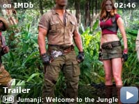 Jumanji Welcome To The Jungle 2017 Imdb