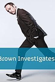 Derren Brown Investigates Poster