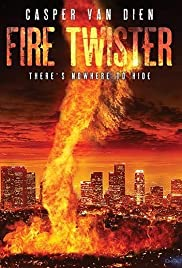 Fire Twister Poster