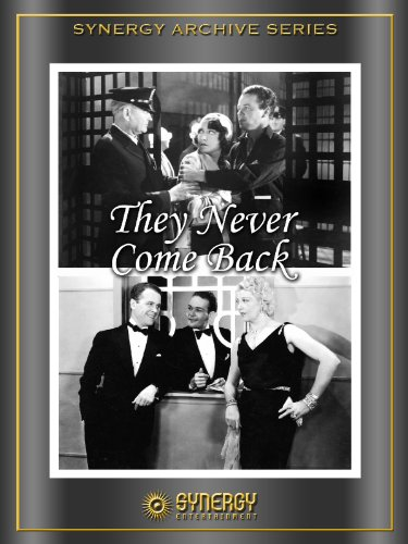 Greta Granstedt, Dorothy Sebastian, Regis Toomey, and Edward Woods in They Never Come Back (1932)
