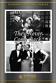 They Never Come Back Poster