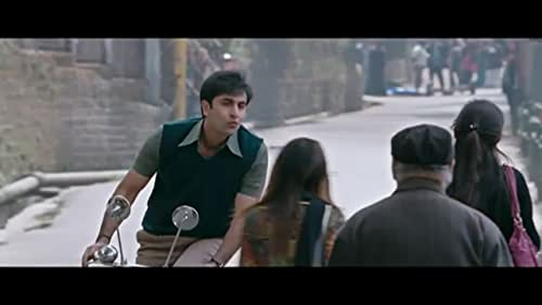 A deaf and mute young man competes for the affection of an autistic girl.