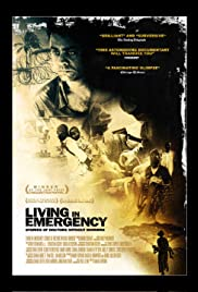 Living in Emergency Poster