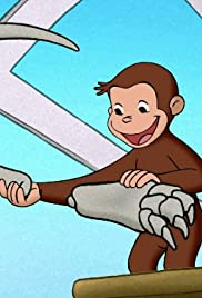 For the Birds/Curious George-Asaurus Poster
