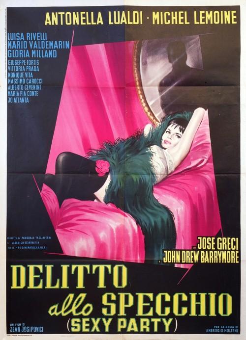Delitto allo specchio (1964)