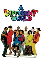 A Different World Poster
