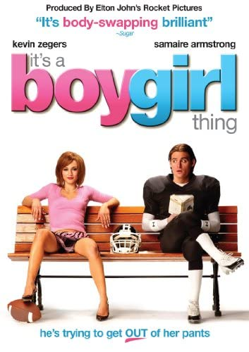 It's a Boy Girl Thing (2006) Hindi Dubbed