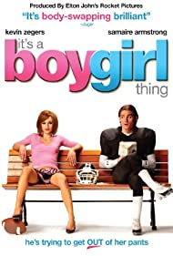 Kevin Zegers and Samaire Armstrong in It's a Boy Girl Thing (2006)
