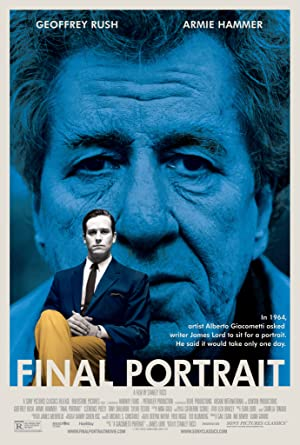 Permalink to Movie Final Portrait (2017)