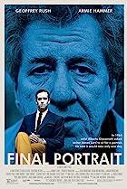 Final Portrait (2017) Poster