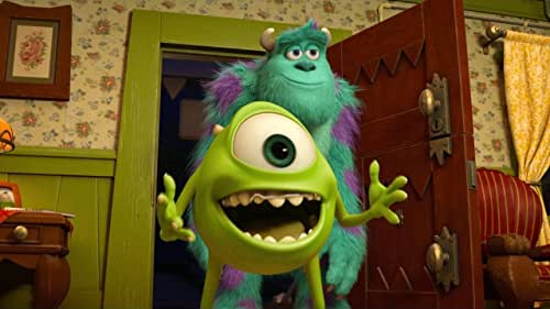 Mike and Sully help turn an OK party into party central.