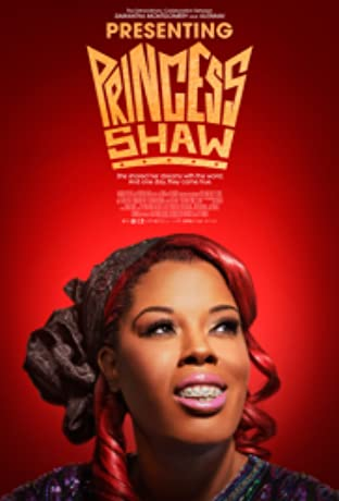 Presenting Princess Shaw (2015)