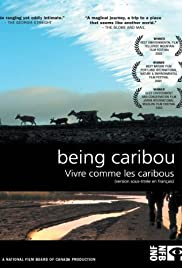 Being Caribou Poster