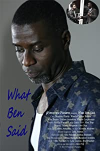 MP4 movies downloads for psp What Ben Said by none [iPad]