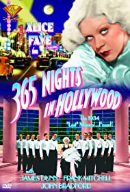 Alice Faye in 365 Nights in Hollywood (1934)