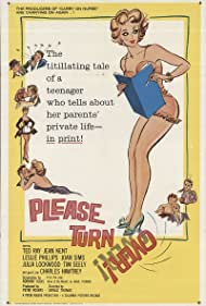 Please Turn Over Poster - Movie Forum, Cast, Reviews