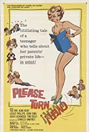Please Turn Over (1959) Poster - Movie Forum, Cast, Reviews