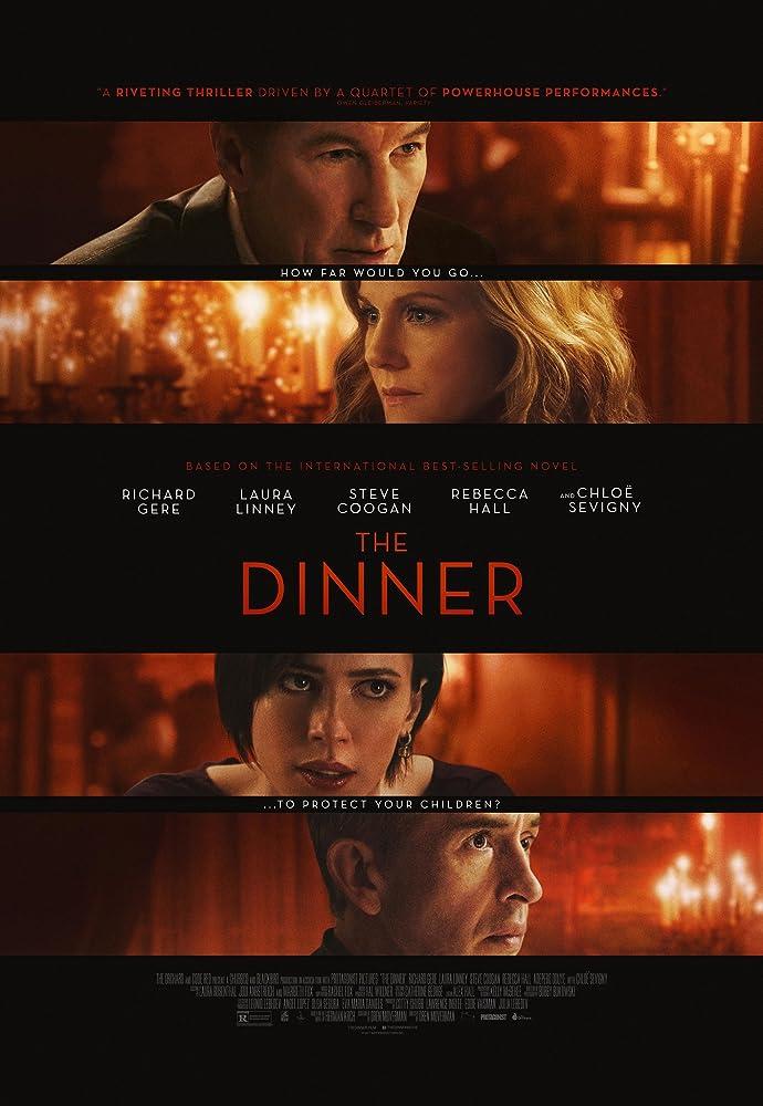 فيلم The Dinner مترجم