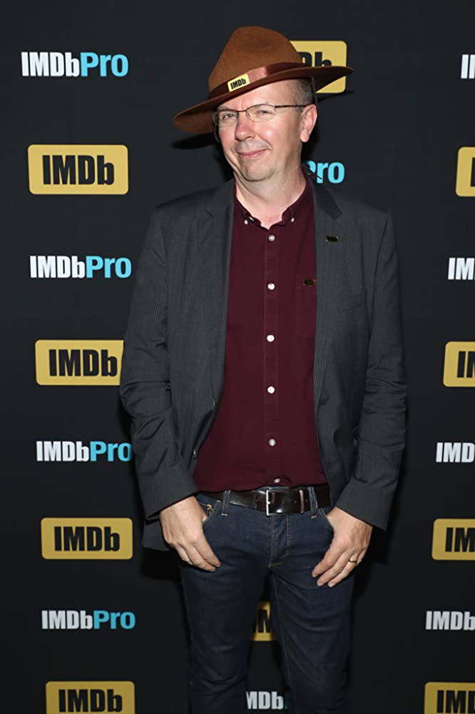Col Needham at an event for IMDb at Toronto 2018 2018