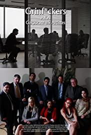 Grinf*ckers AKA Corporate BS Artistes Poster