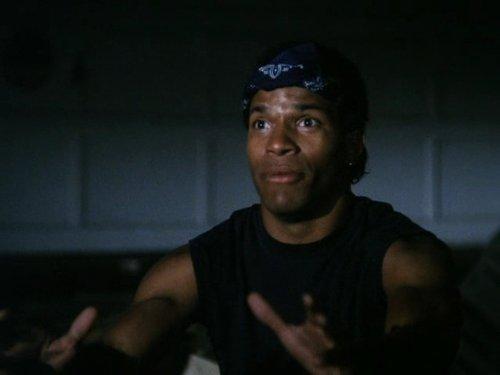 Justin Lord in Hunter (1984)