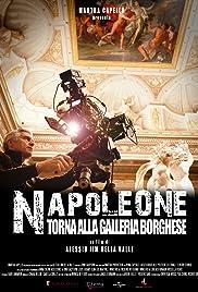 Napoleon Returns to Galleria Borghese Poster