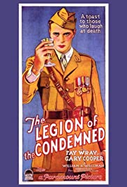 The Legion of the Condemned Poster