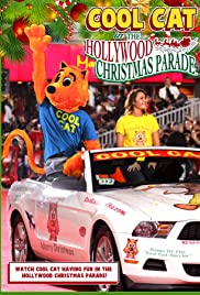 Cool Cat in the Hollywood Christmas Parade