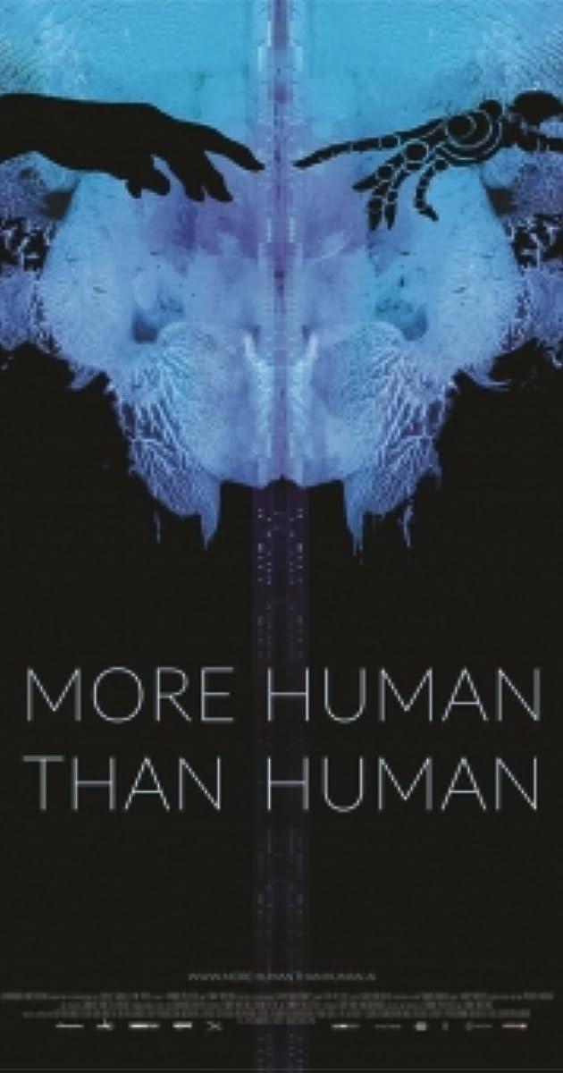Subtitle of More Human Than Human