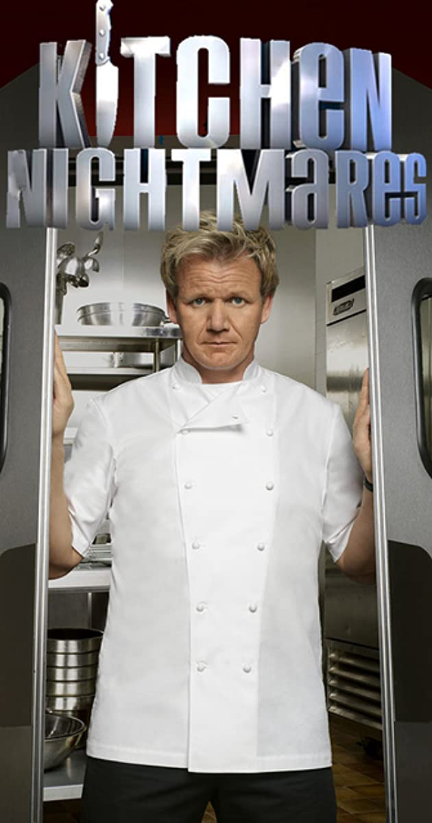 Kitchen Nightmares Tv Series 2007 2014 Imdb