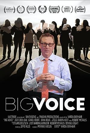 Where to stream Big Voice
