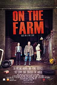 Patrick Gallagher and Sara Canning in On the Farm (2016)