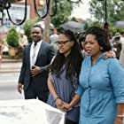 Oprah Winfrey, David Oyelowo, and Ava DuVernay in Selma (2014)