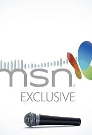 msn exclusives tv series 2012 imdb