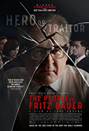 Der Staat gegen Fritz Bauer (2015) Poster - Movie Forum, Cast, Reviews